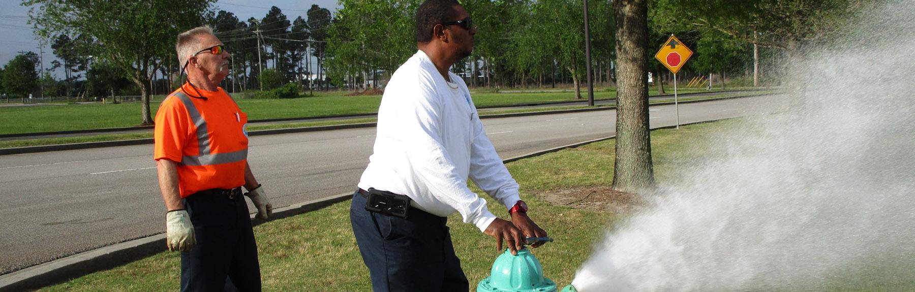 Hydrant Maintenance