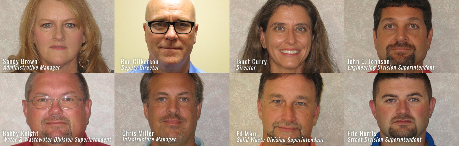 Myrtle Beach Public Works Staff